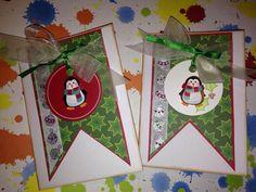Kory B. Tarjeta simple de Navidad