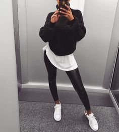 Winter Mode Outfits, Winter Fashion Outfits, Fashion Week, Trendy Outfits, Fall Outfits, Autumn Fashion, Fashion Tips, Fashion Spring, Yoga Fashion