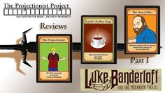 Luke Banderloft and the McFarven Pirates: Part 1: The Projectionist Proj...