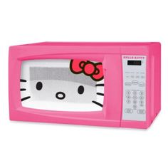 Hello Kitty Microwave from Bed, Bath and Beyond!