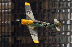 Avión Alemán Messerschmitt Bf-109 (II Guerra Mundial) #Historia