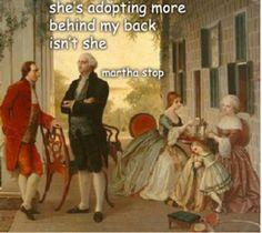 Martha stop LOL