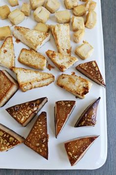 How to Prepare Tofu: 3 Ways | A Beautiful Mess | Bloglovin
