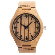 natural wood wooden watches as rare gift