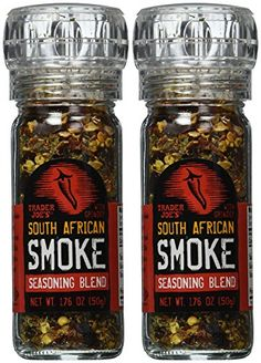 Trader Joes South African Smoke Seasoning Blend  2 Pack ** Check this awesome product by going to the link at the image.