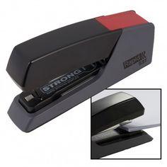 Rapid Stapler S27 – Staples 30 pp., Keeps Papers 40% Flatter!