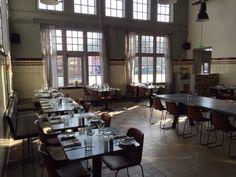 Restaurant Chef aan de werf Mussenstraat Hilversum