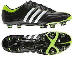 buy popular 1e3bd f6ae2 Adidas Adipure 11Pro FG Firm Soccer Cleats Trx, Black White, Soccer Cleats,  Football