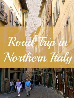 Our road trip to Northern Italy included Milan, Orta San Giulio, Bergamo, the Motor Valley, Lucca, Cinque Terre and Sovana. This photo links to all of the articles from our trip.