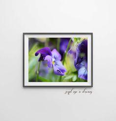 Ant on Purple Flower Fine Art Photography Print by SendMeaDream, $25.00