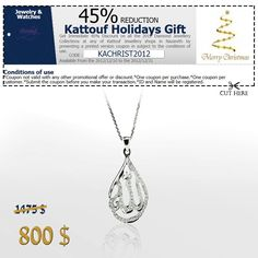 Kattouf holidays gift, only 800$