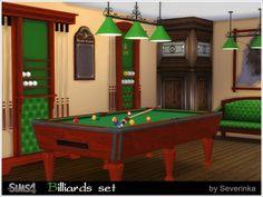 Severinka_'s Billiards set