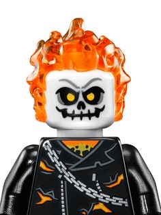Ghost Rider - Characters - Marvel Super Heroes LEGO.com