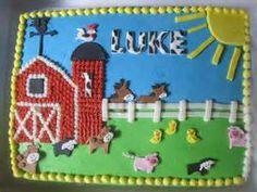 Image detail for -smash cake rice krispy treat barn moose n zee smash cake