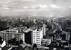 1940's Berea skyline Johannesburg City, Back In The Day, South Africa, New York Skyline, African, Memories, Explore, Places, Photography