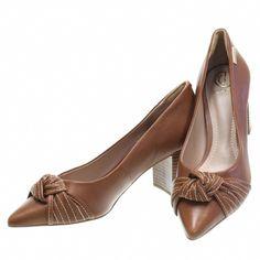 9d79f45ac Scarpin Camel Ambar Laço 4264 Dumond para Moselle | Moselle sapatos finos  online! Moselle é