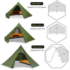 Half-Hex Inner Tents for Tipis – Luxe Hiking Gear Tent Camping, Camping Gear, Outdoor Camping, Outdoor Gear, Camping Storage, Camping Hacks, Tarp Shelters, Camping Shelters, Tent Tarp