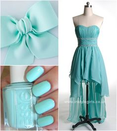 Tiffany and Co. Cake Decorations | To find LOTS more inspiration, go to Google.com/Images and type in:
