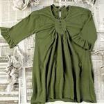 Tutorial: Turn a t-shirt into a soft tunic