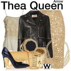 Arrow, Thea Queen