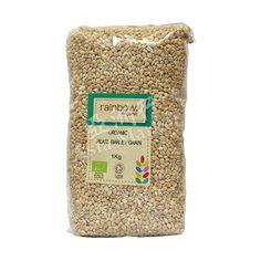 Rainbow Organic Pearl Barley Grain 1kg