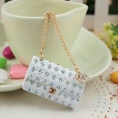 New fashion style Coco Chanel keys holder Keys holder Accessories Key & Card Holders