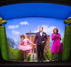 Violet Beauregarde Costume Rental A West End 'C...
