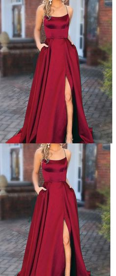 Halter Wine Red Prom Dresses Long with Pocket long Vestido De Festido Longo Shop plus-sized prom dresses for curvy figures and plus-size party dresses. Ball gowns for prom in plus sizes and short plus-sized prom dresses for Cheap Formal Dresses, Cute Prom Dresses, Prom Outfits, Elegant Dresses, Homecoming Dresses, Sexy Dresses, Fashion Dresses, Halter Prom Dresses Long, Fashion 2018