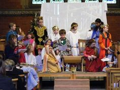 Free Christmas Plays for Children to Perform at Church ...