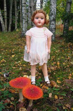Bebe 4, Finnish doll.