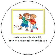 Regels in de klas 3/7 | Dagmar Stam