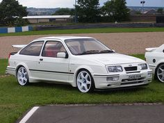 Ford Sierra Cosworth RS500 Ford Sierra, Ford Rs, Car Ford, Ford Motor Company, Us Cars, Sport Cars, Ford Classic Cars, Classic Auto, Ford Capri