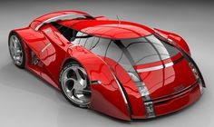 the UBO Concept Car was made by Brazilian designer Urbano Rodriguez