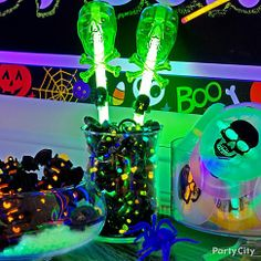 Glow Stick Ideas for Halloween Safety - Party City
