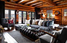 Cabin Pressure: Colin & Justin's Canadian Cottage Transformation | Design*Sponge