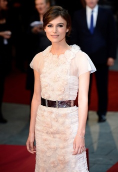 Keira Knightley dazzles in Chanel at Anna Karenina premiere    Read more: http://www.independent.ie/lifestyle/independent-woman/celebrity-news-gossip/keira-knightley-dazzles-in-chanel-at-anna-karenina-premiere-3220901.html#ixzz25bPdcJzT