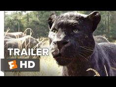 The Jungle Book Official Teaser Trailer #1 (2016) - Scarlett Johansson, Bill Murray Movie HD - YouTube