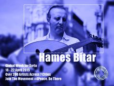 Nacido en Siria en 1968, en el seno de una familia de tradición musical, a su corta edad empezó a tocar el laud a mano de su padre, ganador de dos premios nacionales de músicos jóvenes