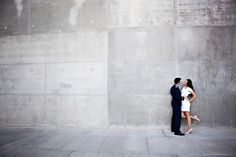 city chic military engagement shoot in Arizona by Visionyard Photography