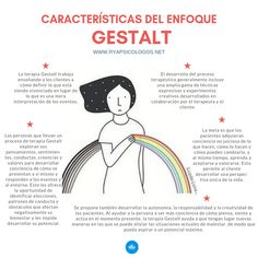 Terapia gestalt: características -  #gestalt #psicología #psicoterapia Learning Psychology, Colleges For Psychology, Psychology Facts, Gestalt Therapy, Teaching Social Skills, Mindfulness For Kids, Emotional Intelligence, Fun Facts, Coaching