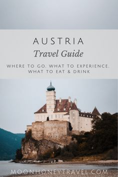 Austria Travel Guide - best things to do, where to go, what to eat and drink #austria #travel Voyage Europe, Europe Travel Guide, Travel Guides, Budget Travel, Visit Austria, Austria Travel, Places To Travel, Travel Destinations, Holiday Destinations