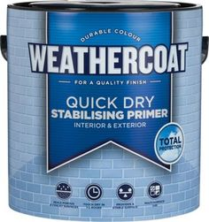Weathercoat Stabilising Primer - 2.5L