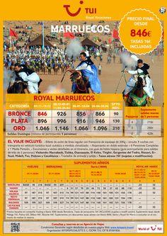 Marruecos: Circuito Royal Marruecos. Precio final desde 846€ - http://zocotours.com/marruecos-circuito-royal-marruecos-precio-final-desde-846e-2/