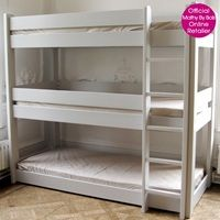 Triple Bunk Bed Inseparable Mathy By Bols Dominique Collection Pinterest Third And Kids Rooms