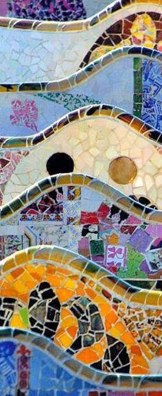 18. Gaudí desarrolló siete lugares de UNESCO World Heritage.