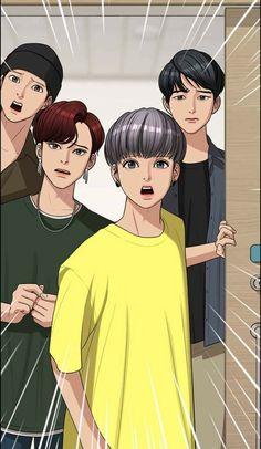 Webtoon The Secret Of Angel True Beauty, Webtoon, Manhwa, The Secret, Angel, Animation, Fan Art, Beautiful, Asd