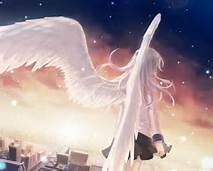 anime angel beats - -
