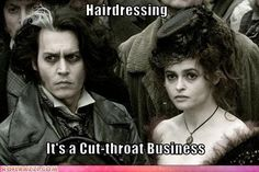 Sweeney Todd. This is the best thing since carrot cake was invented xD