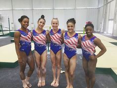Pin for Later: The Olympic Gymnasts' Instagrams Will Make You Feel Like You're in Rio