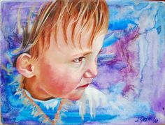 Retrato de Santi, de  Judith Grettell Figueroa
